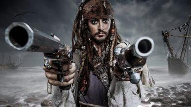 Photo de La piraterie n'est jamais finie !
