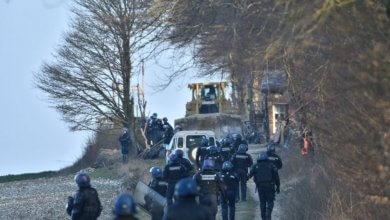 Photo de Sur l'évacuation de Bure